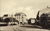 Valdštejnské náměstí cca 1925