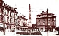 Valdštejnské náměstí z netradiční perspektivy