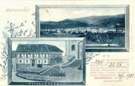Versandhaus-zasilatelství 1902